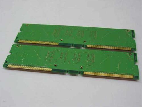 Samsung MR18R0824BN1-CK8  64MB/4 RDRAM DRAM Memory 1 Pair