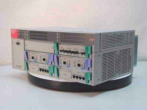 HP J3100A Advancestack Switch 2000 w/J3102A Redundant Power Supply