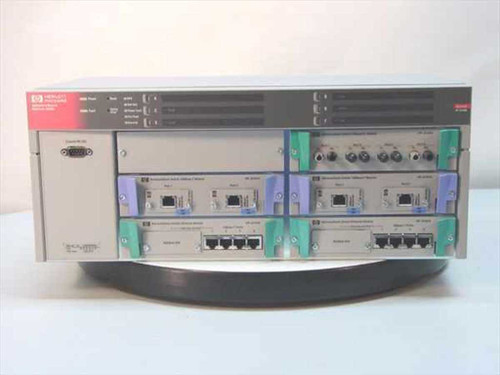 HP Advancestack Switch 2000 w/J3102A J3100A