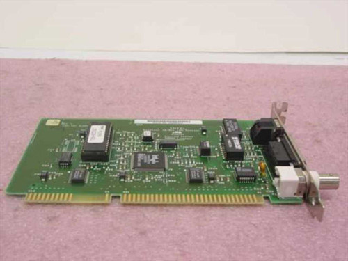 Intel 352122 Ethernet 16-Bit Lan Adapter ISA RJ45 AUI BNC Coax Network Card