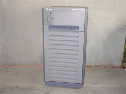 Sun Microsystems Ultra Enterprise 5000 Server Loaded w/ Cards and Drives - As Is