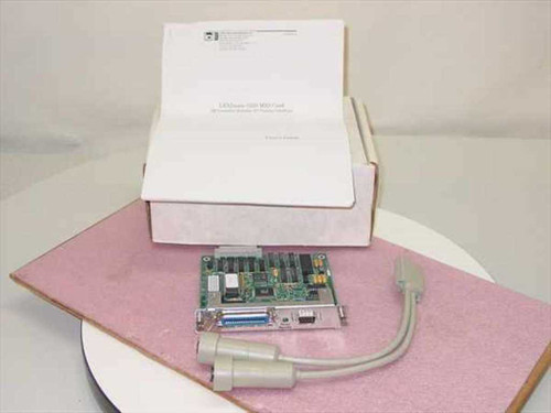LEXImate I/O Twinax Interface - HP Laserjet 5250 MIO