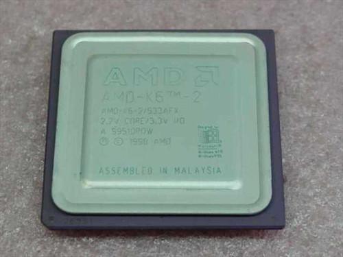 AMD K6-2 533MHz/100/32/2.2V (K6-2/533AFX)
