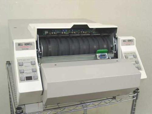 Bell & Howell CopiScan II Model 6338g Series 1451 Sheetfed Scanner w/Ace+ -AS IS