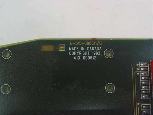 Telxon Dataspan Network Interface Card 8-Bit ISA Dataspan 2411