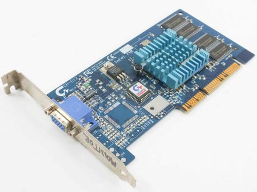 Gigabyte GA-612 8MB Video Card 2X AGP Intel 740 OpenGL1.1 + DirectX 5.0