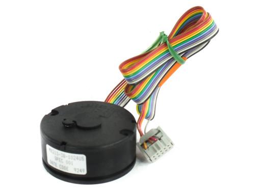 BEI Motion Systems MX213-25-1024U  Rotary Optical Encoder