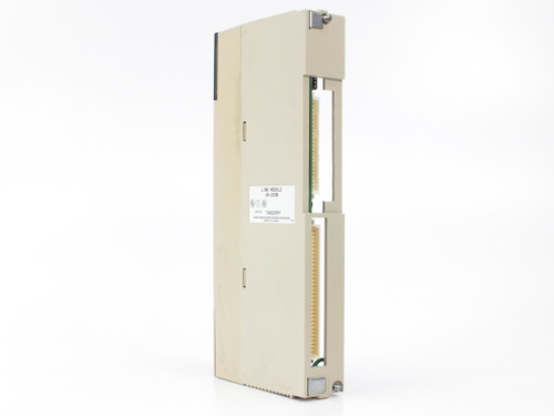 Sharp JW-20CM Network Link Module for PLC Industrial Control Systems