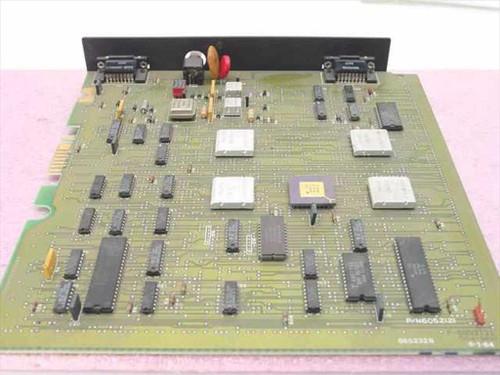 IBM 3178 Monochrome Coax Logic Board 6052121