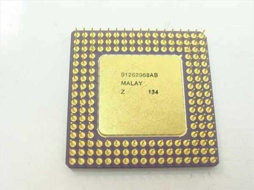 Intel A80486SX-20 486SX 20MHz Socket 3 CPU Processor SX406