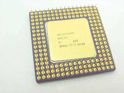Intel 486SX/33MHz Processor A80486SX-33 (SX797)