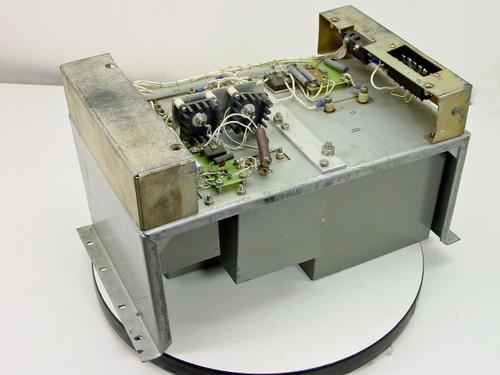 RCA MI-560772 Raw DC Power Supply 200-250Volt to 55-68 Volt