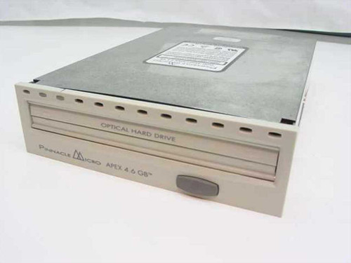 Pinnacle Micro RCD 5040 External Recordable CD rom Drive SCSI-1