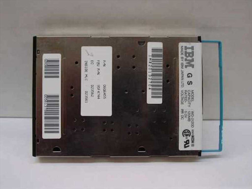 IBM 95F477 Hard Drive Caddy - No Drive Included for Vintage Laptop