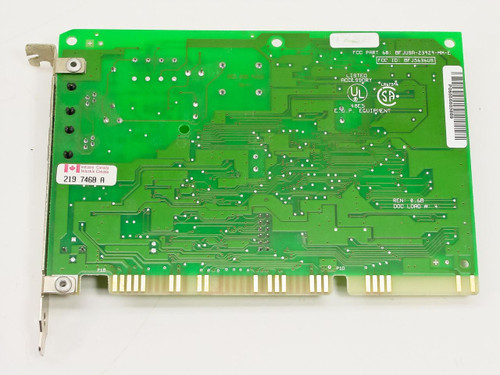 Practical Peripherals 08-02762 16-Bit ISA 33.6K Internal Modem