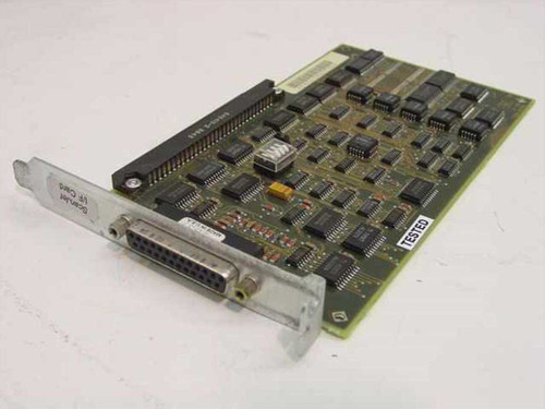 HP 88290-66511 ScanJet I/F Interface ISA Card 25 pins
