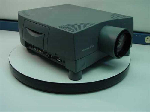 NEC MT-800 350 Lumen Portable LCD Projector 110/240v- No Bulb - As-Is/For Parts