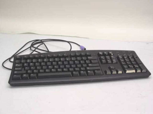 Dell 025PGG PS/2 Keyboard 104 Key Black RT7D00