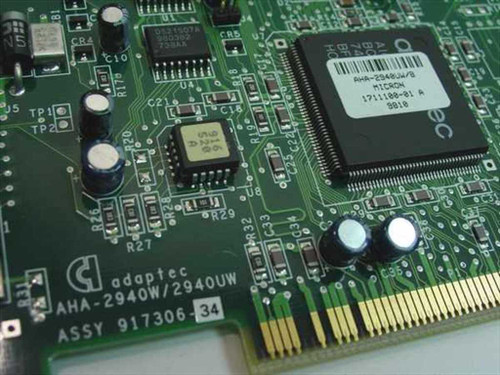 Adaptec Ultra Wide SCSI PCI Controller (AHA-2940UW/B)