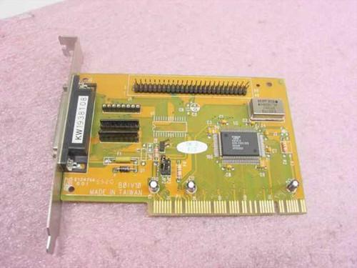 Kouwell PCI SCSI Controller Card 80IV10 KW-801V10