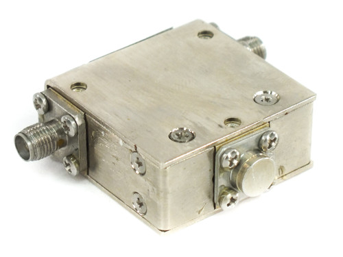 Channel Microwave AU323-5 Coaxial Isolator 800-900 Mhz 23dB