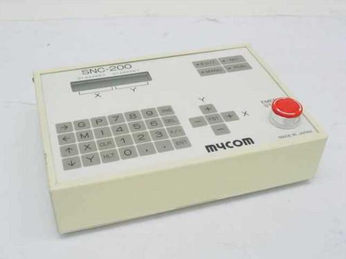 Mycom SNC-200  Dual Axis Servo Motor Motion Controller - Digital
