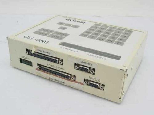 Mycom SNC-110  Single Axis Servo Motor Motion Controller - Digita