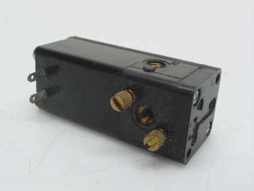 Humphrey 4E1 70 5VDC  Mini Mizer Solenoid Valve 0-100 PSIG 2.5 Watt