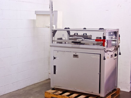 Hansford Automation Degas Epoxy Boat Loader-Pneumatic Motion Table w/PMD - AS-IS