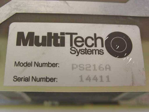 Multi Tech MultiTech Power Suppply for CC216 Chassis (PS216A)