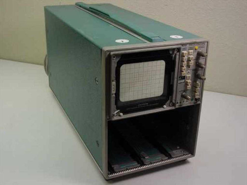 Tektronix 7633 100MHz Analog Oscilloscope Chassis - No Power - As Is - Repair