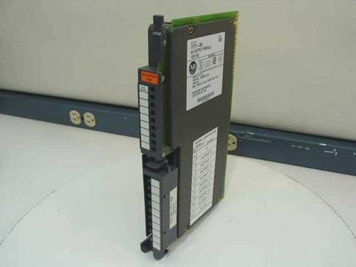 Allen Bradley 1771-0A Allen-Bradley AC Output Module 120VAC