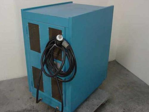 Behlman 3-150-A-201-320  4.5 KVA 3 Ph AC Power Supply 150-2000 Hz Variable