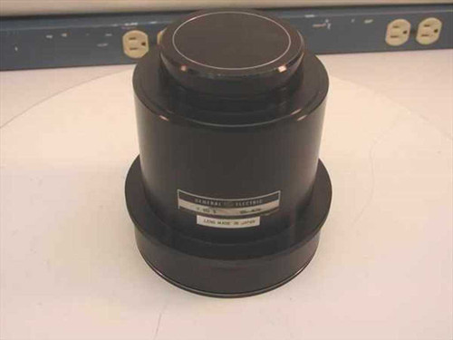 General Electric GL-043 GL-123 7-to-1 Projector Lens / Light Valve - 130mm Dia