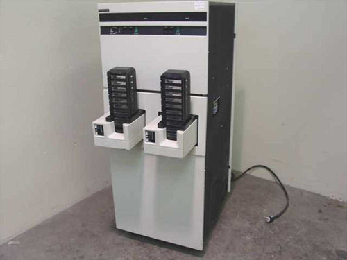 Memorex Telex 68J1 5461 Vintage Tape Cartridge Subsystem Cabinet