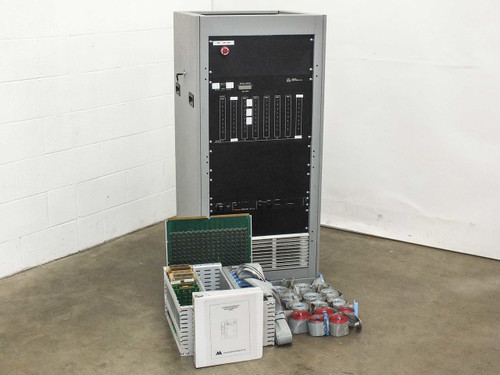 Advanced Microtechnology Rack Mount Burn In System with Sorensen Power Supply