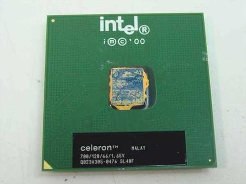 Intel PIII Celeron Processor 700/128/66/1.65 (SL48F)