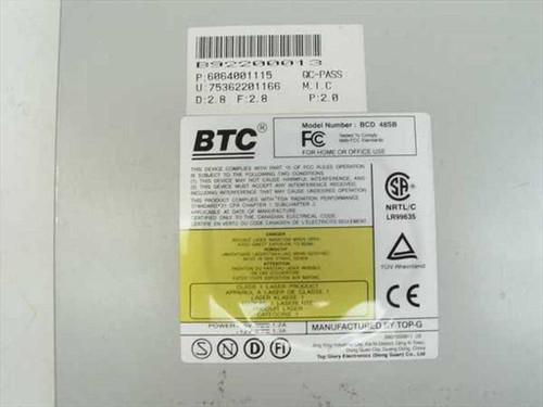 BTC 48x IDE Internal CD-ROM Drive (BCD 48SB)