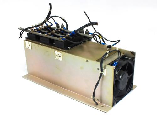 High Voltage M-8010AB Heat Sink w/ GE 1UF Capacitors, Shunt, Dale 0.1U Resistors