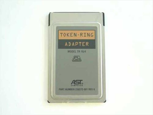 IBM PCMCIA 16/4 Token Ring W/O Cable  230372-001
