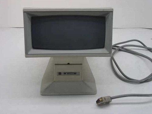 "Harris ViewWriter Typewriter Monitor 9""x4"" Display 15-Pin Cable - Lanier - As-Is"