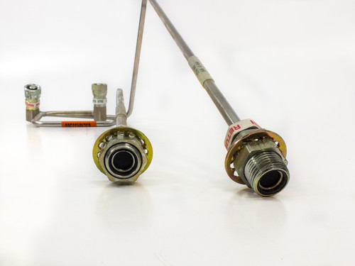 CTI Cryogenics 8143143 1 PAIR of Compressor He SUPPLY & RETURN Lines G001 G002
