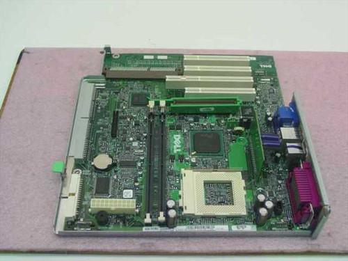 Dell 2E933  PGA 370 System Board Celeron - w/062YVH