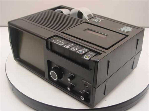 Dukane 28A46B Portable Film Viewer Audio Tape Deck - Faulty - As Is / For Parts