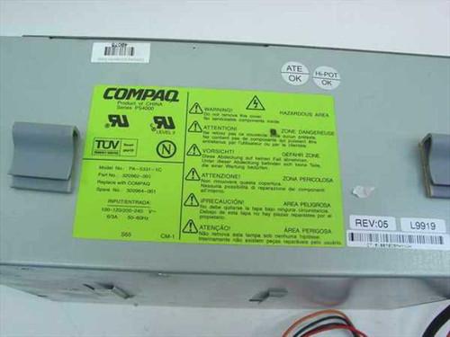Compaq 320964-001 325W ATX Power Supply - Proliant 8000 Server- 100-120/200-240V