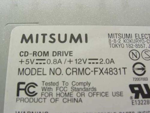 Mitsumi CRMC-FX4831T 48x IDE Internal CD-ROM Drive - Mitsumi CRMC-FX483