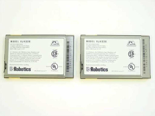 Gold Card Global Mulit-Function PCMCIA Card 56k&Fax S97-2517-2