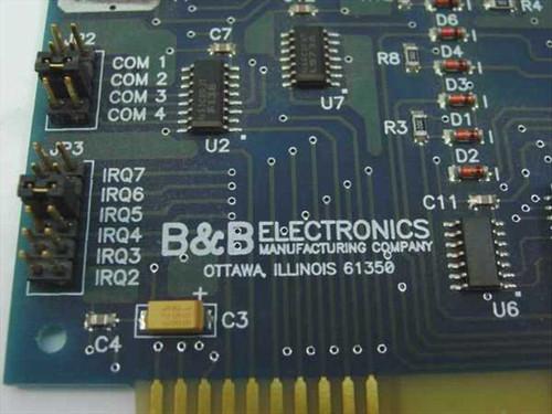 B&B Electronics 422MICC  ISA 1-Port RS-422/485 Serial Card w/16850
