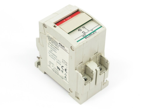 Fuji Electric Circuit Protector / Breaker 2 Amp 2-Pole CP32T-M002 (CP32TM/2)