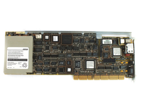 Compaq 125726-001 32-Bit Service Manager Board 125745-001 001732-001 Modem As Is
